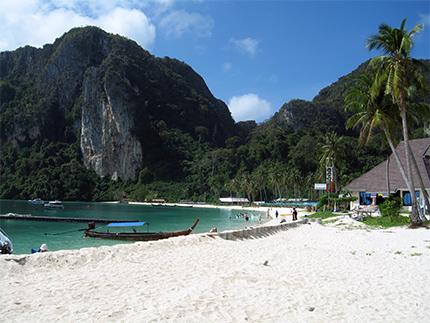 počitnice tajska